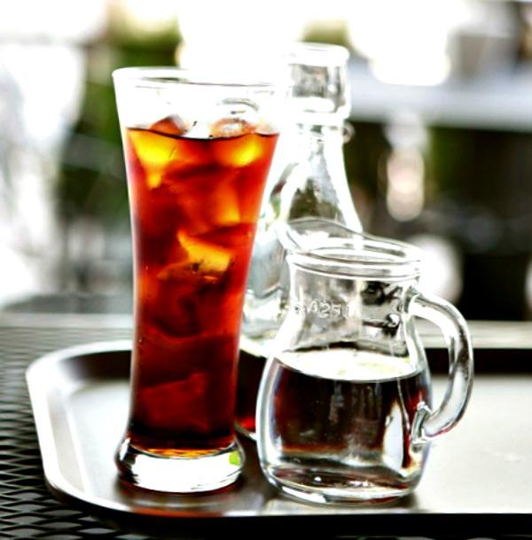 iced tea and cool bliss via lawhimsy