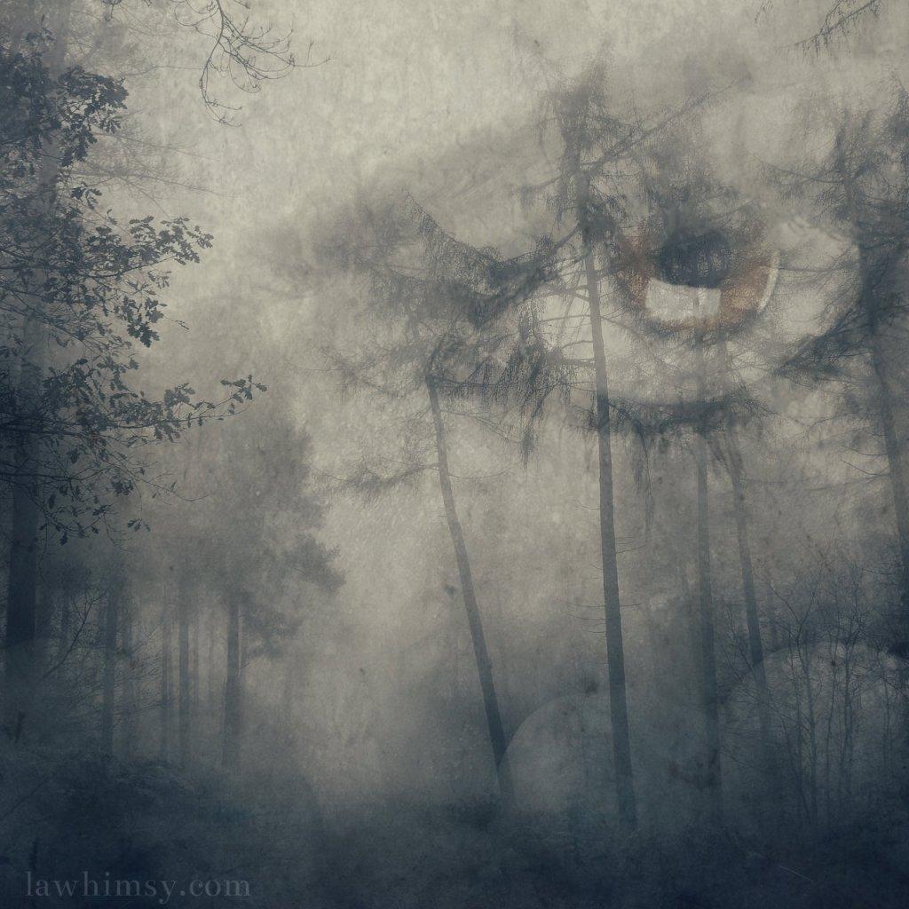 Eldritch Word Nerd art collage via lawhimsy