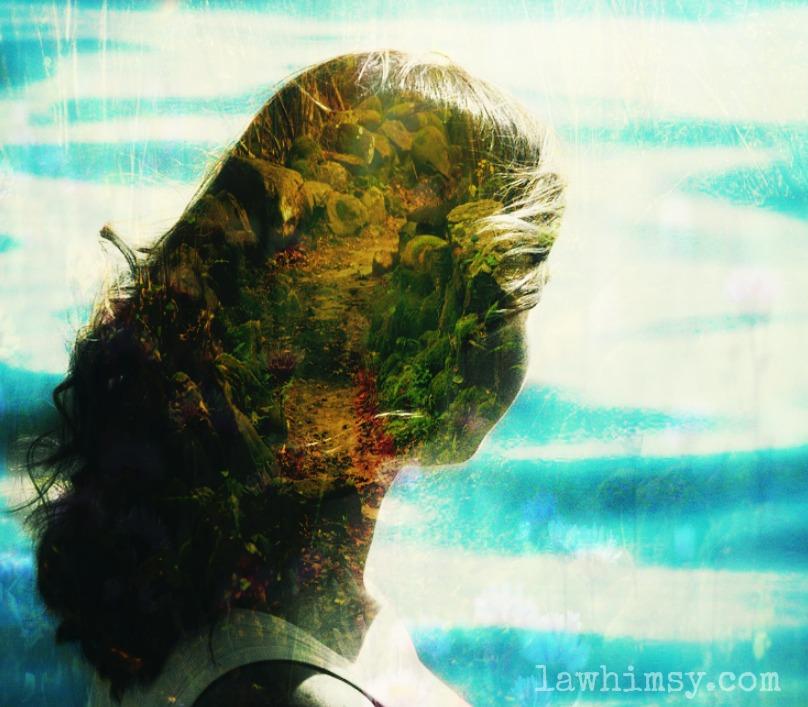 yugen digital art collage via lawhimsy
