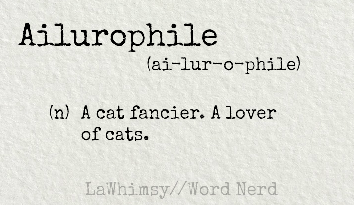 ailurophile-definition-word-nerd-via-lawhimsy