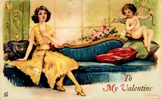 Whimsy Valentine