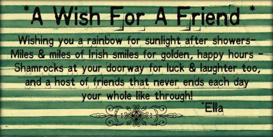AWishForAFriend