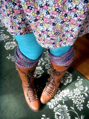 My Follow the Cedar Boot in Brown