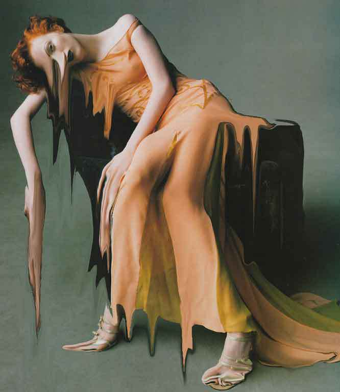 melting by Michael Young via liquescent LaWhimsy