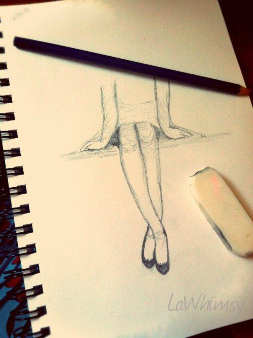 My Musing Sketch 1