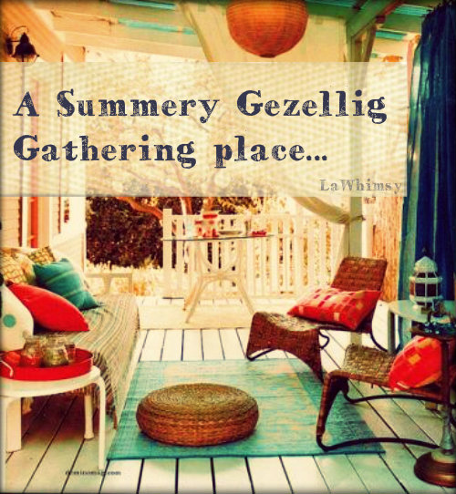 Gezellig Gathering Place word nerd via lawhimsy