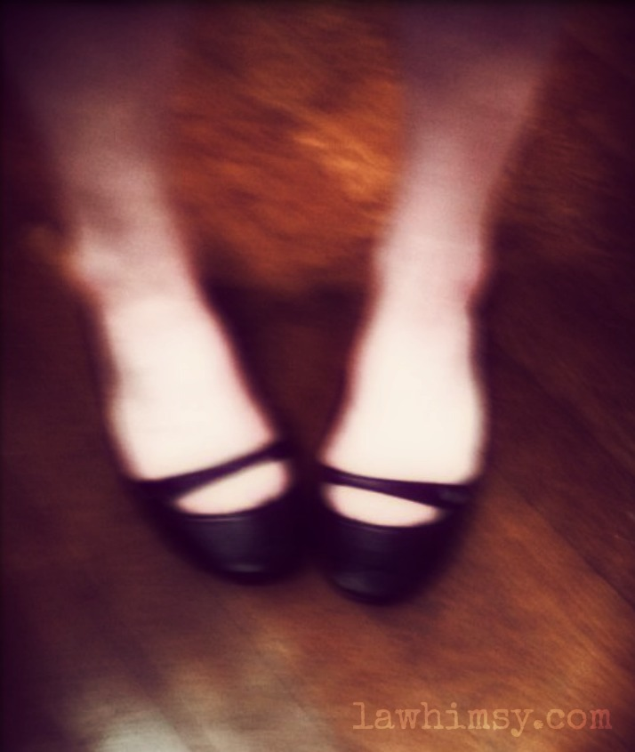 ghost feet photography by lawhimsy