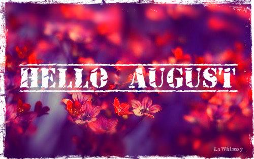 HelloAugust