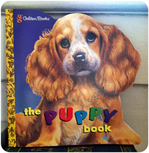 My Puppy Book via lawhimsy