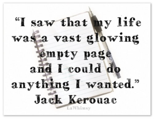 Jack Kerouac Creed