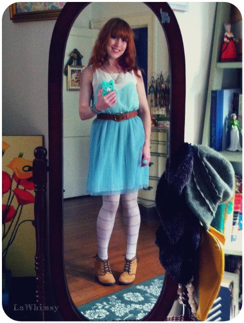 Minty Delight Dress