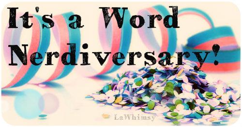 Word Nerd Celebration