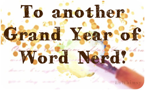 Word Nerd Delight