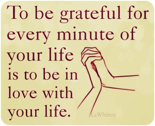 grateful love