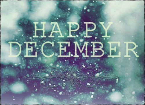 Hello December via LaWhimsy