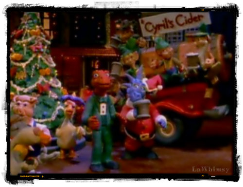 A Claymation Christmas Celebration Wassail