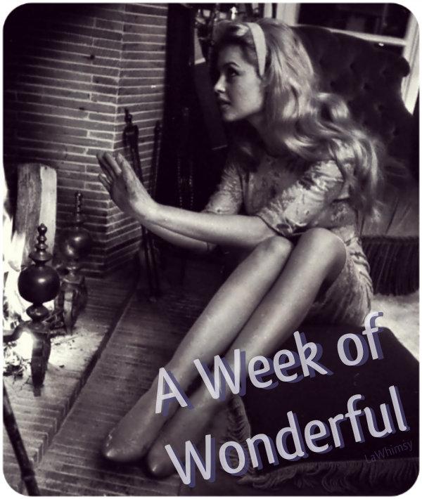 A Week of Wonderful Brigitte Bardot
