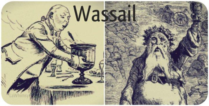 Wassail Word Nerd