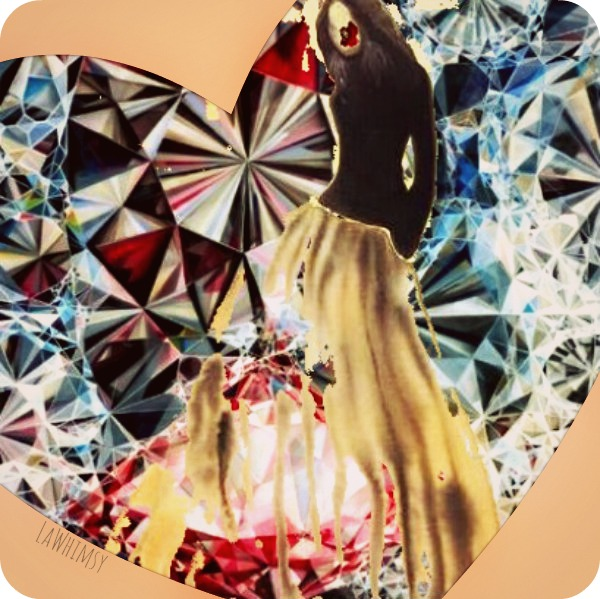 a kaleidoscope life collage by lawhimsy