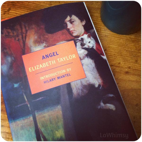 Angel by Elizabeth Taylor via LaWhimsy