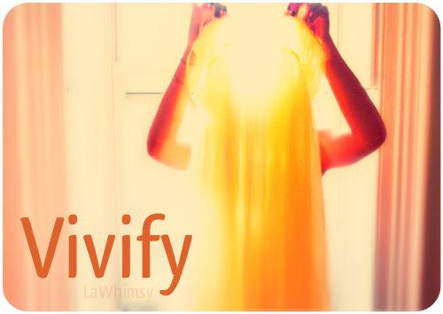 Vivify Word Nerd via LaWhimsy