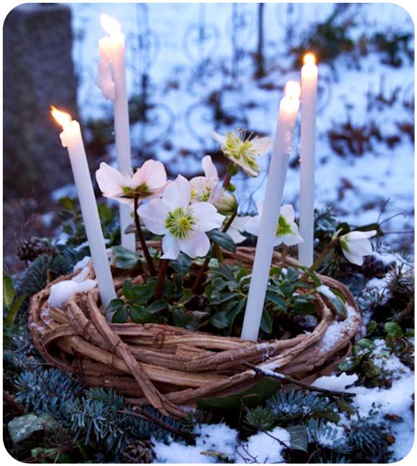 Imbolc Celebration Spring is Near via LaWhimsy