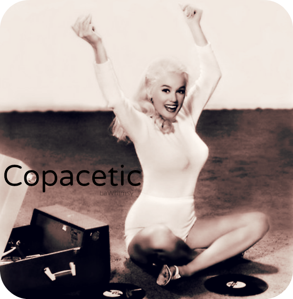 Copacetic Word Nerd via LaWhimsy