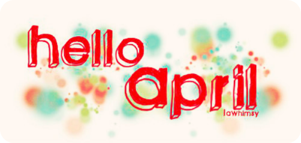 hello april via lawhimsy