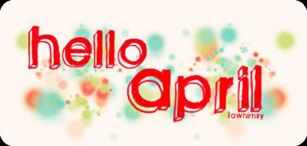 hello april via lawhimsy