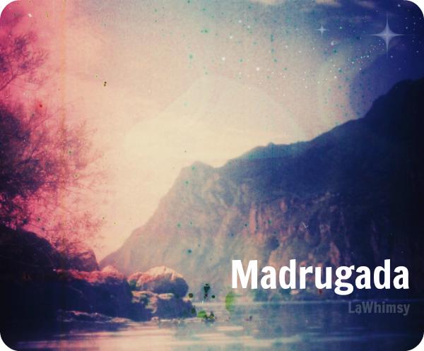 Madrugada Word Nerd via LaWhimsy