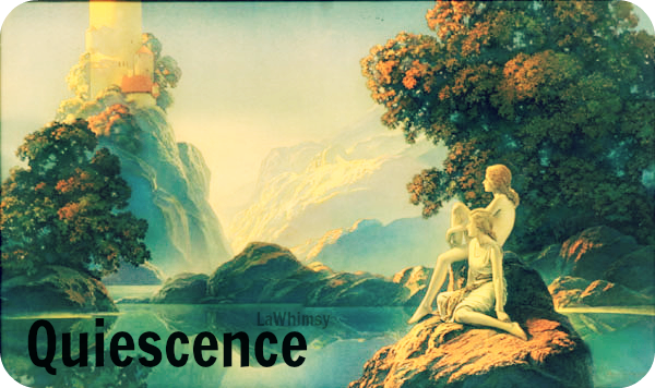 quiescence word nerd via LaWhimsy