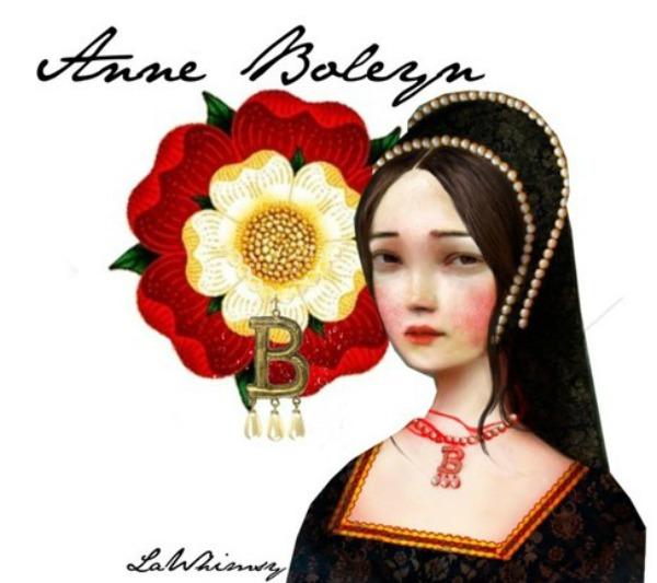 Anne Boleyn collage by lawhimsy on Polyvore