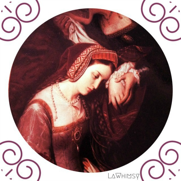 Anne Boleyn The Most Happy by lawhimsy