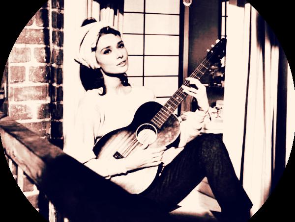 Audrey Hepburn the ultimate in bellitude