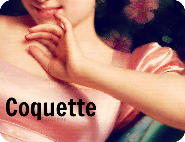 coquette-word-nerd-via-lawhimsy