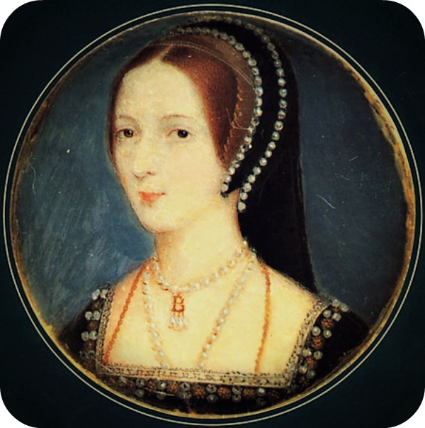 Piquant Anne Boleyn portrait attributed to John Hoskins