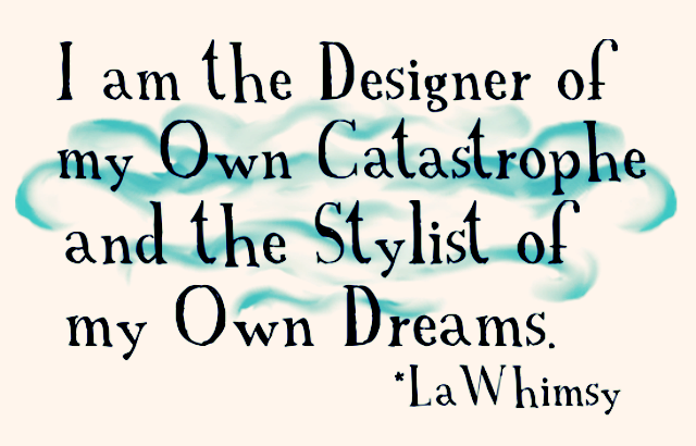 designer and stylist monday matra quote via lawhimsy