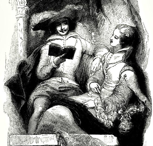 Don Quixote quixotic illustration