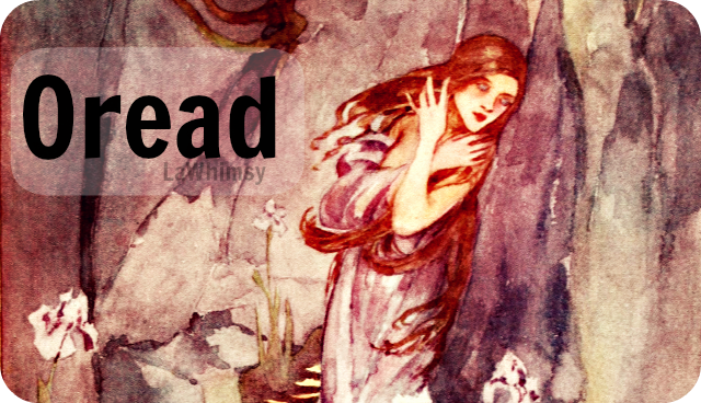Oread Word Nerd via LaWhimsy