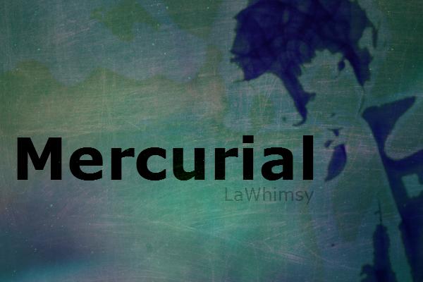 mercurial word nerd via lawhimsy