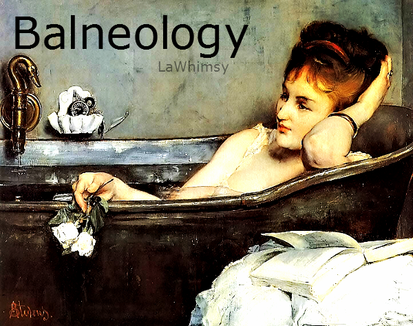 Balneology Word Nerd via LaWhimsy