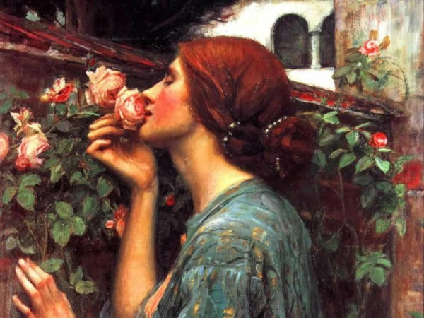 redolent-the-soul-of-the-rose-detail-by-john-william-waterhouse-via-lawhimsy