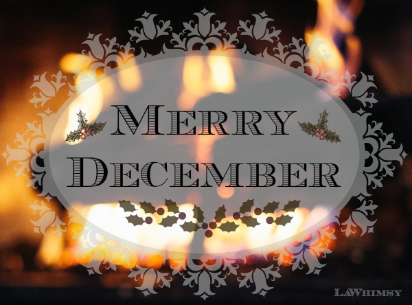 Hello December by LaWhimsy