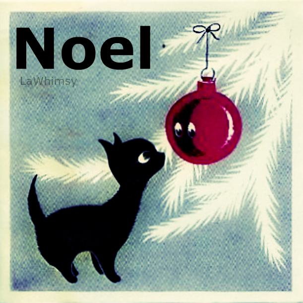Noel Word Nerd via LaWhimsy