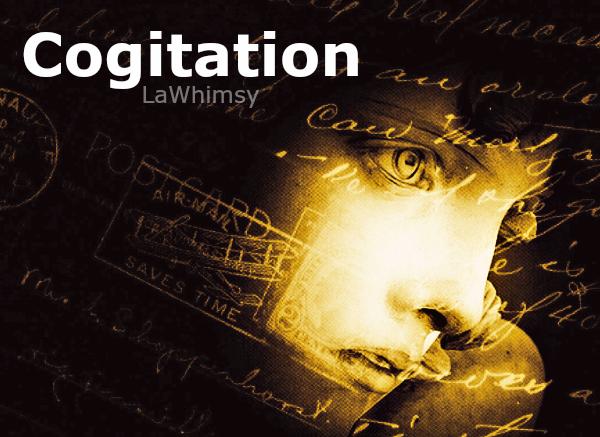 Cogitation Word Nerd via LaWhimsy