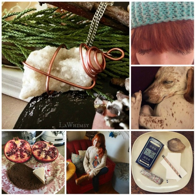 ProjectPositive collage 1 via LaWhimsy