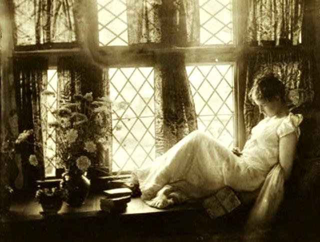 At Dusk. Emma Justine Farnsworth. Circa 1893.