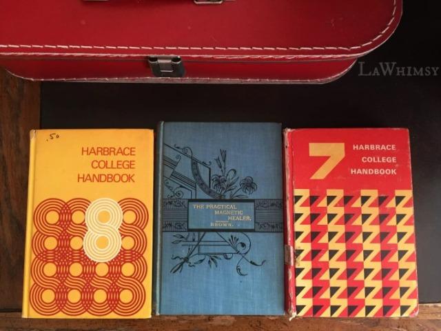 VintageBooks Graphic Design Covers via LaWhimsy