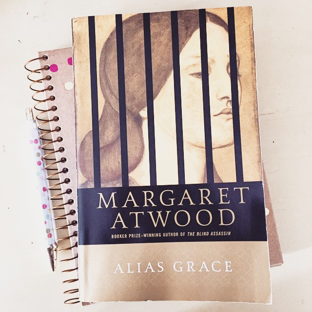 Alias Grace by Margaret Atwood via LaWhimsy