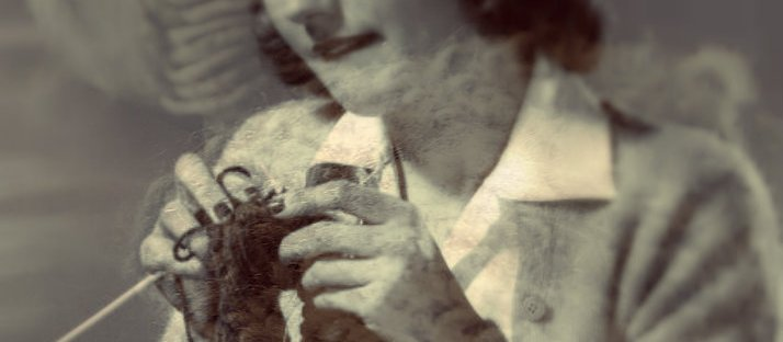 ravel nightmares from overknitting by LaWhimsy